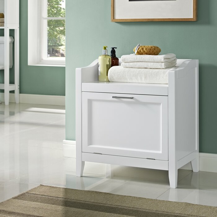 ideas with laundry design drawers the storage hamper best cabinet bathroom cart