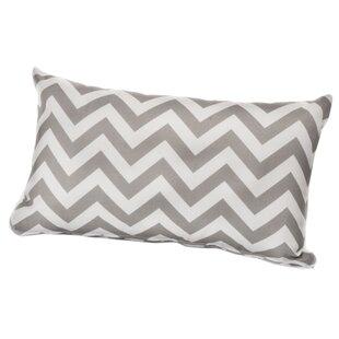 'Nehemiah Outdoor Lumbar Throw Pillow