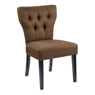 Alethea Side Chair by Willa Arlo Interiors Bargain