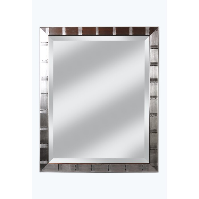 Christopher Beveled Frameless Wall Mirror