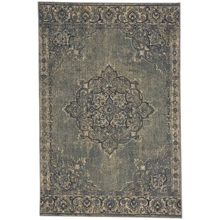 Cree-Kirman Pistachio Indoor/Outdoor Area Rug