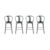 Laboy Counter & Bar Stool (Set of 4) by Williston Forge