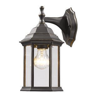 Purchase Digennaro 1-Light Outdoor Wall Lantern By Charlton Home