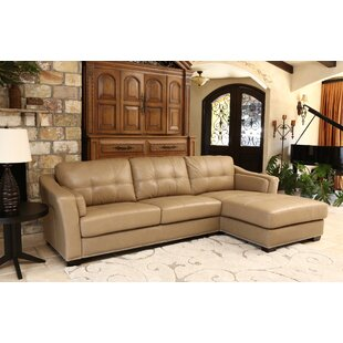 Bonniview Leather Sectional