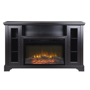 Harriet 57 inch  TV Stand with Fireplace
