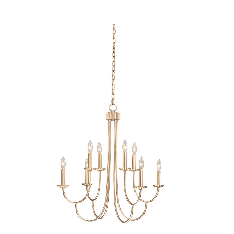 Ophelia Co Carli 8 Light Candle Style Classic Traditional Chandelier Wayfair