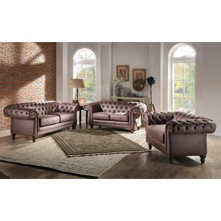 Oconnell Configurable Sofa Set by Canora Grey