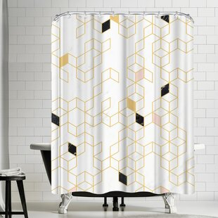 Florent Bodart Keziah Single Shower Curtain