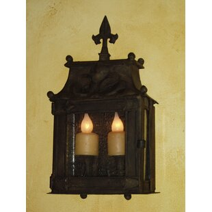 Gravely 2-Light Outdoor Wall Lantern