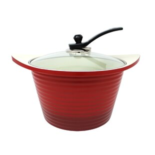 5-qt. Ceramic Round Dutch Oven with Lid