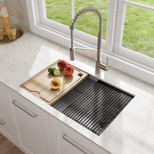 Modern Stainless Steel Kitchen Sinks Allmodern