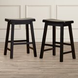 Whitworth 24 Bar Stool (Set of 2) by Andover Mills™