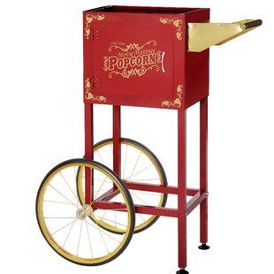 Matinee Popcorn Cart by Great Northern Popcorn Design