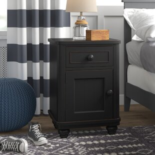 Aerial 1 Drawer Nightstand