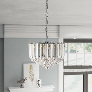 7d8e8a6511 Minnesota 4-Light Crystal Chandelier