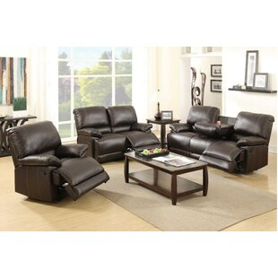 Sandy 3 Piece Living Room Set by A&J Homes Studio