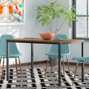 Vallecillo Dining Table by Mercury Row Amazing