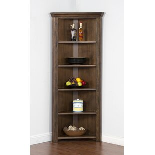 Birney Corner Unit Bookcase Loon Peak