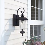 Quarry Outdoor Wall Lantern byBirch Lane™ Heritage
