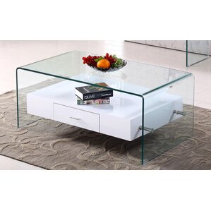 Glass Top Coffee Table by Best Quality Furni..