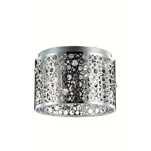 Darcey 3-Light Flush Mount