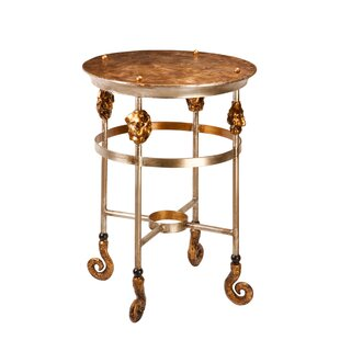 Compare Natalie End Table by Bloomsbury Market