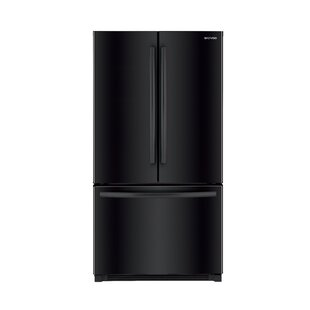 Bottom Mount 26 cu. ft. French Door Refrigerator by Daewoo