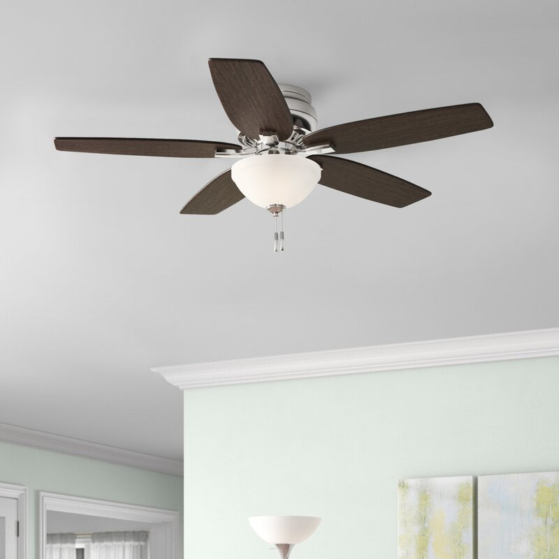 Hunter Fan 42 Newsome 5 Blade Flush Mount Ceiling Fan With Pull Chain And Light Kit Included Reviews Wayfair,Beveled Subway Tile Backsplash Herringbone