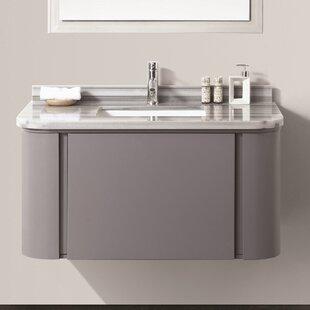 Thor 40 Single Bathroom Vanity Set by Orren Ellis
