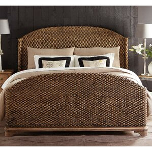 Phelan Panel Bed by Beachcrest Home