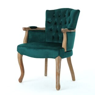 Best Prendergast Upholstered Dining Chair by One Allium Way