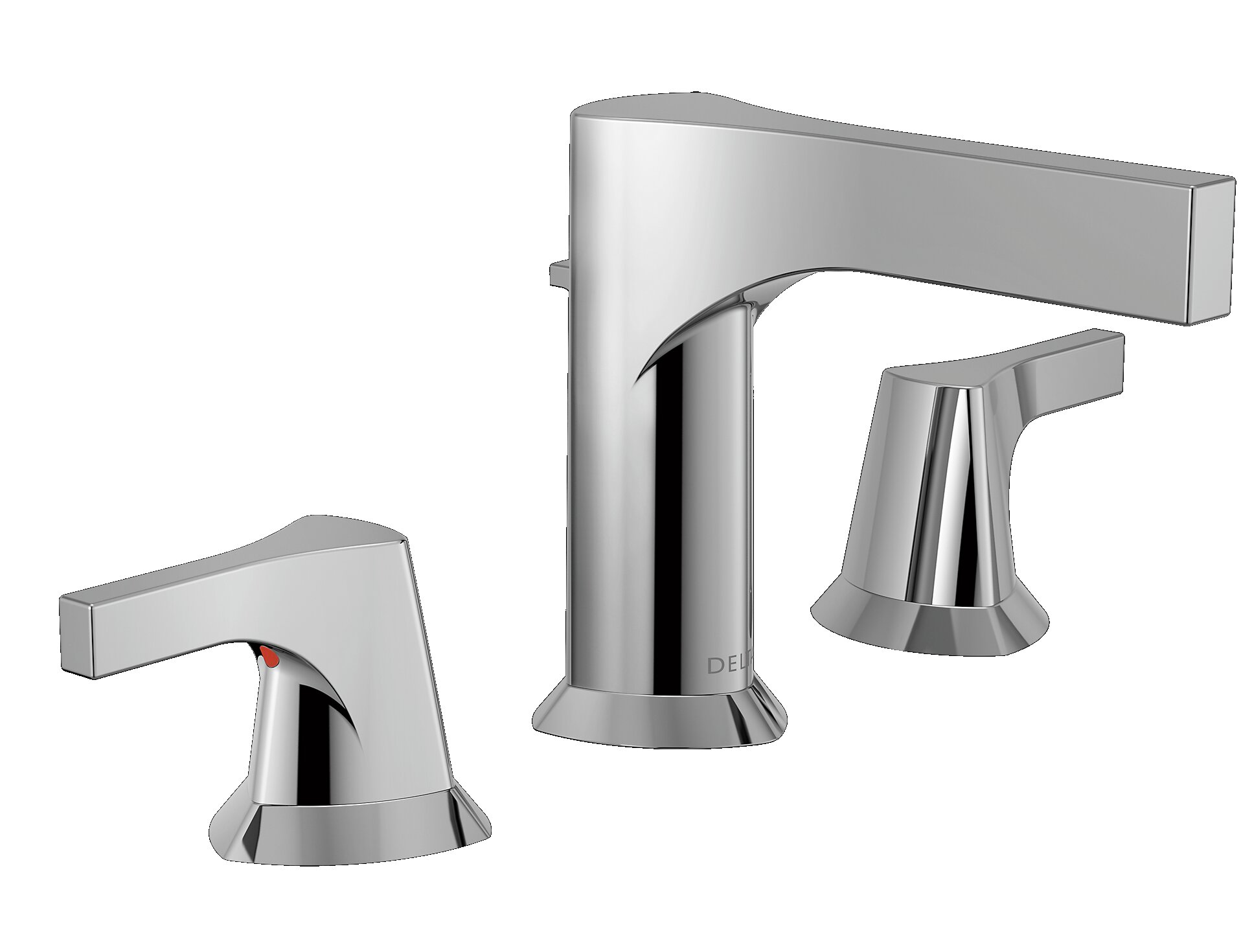 Zura Widespread Bathroom Faucet With Drain Assembly And Diamond Seal Technology Reviews Allmodern