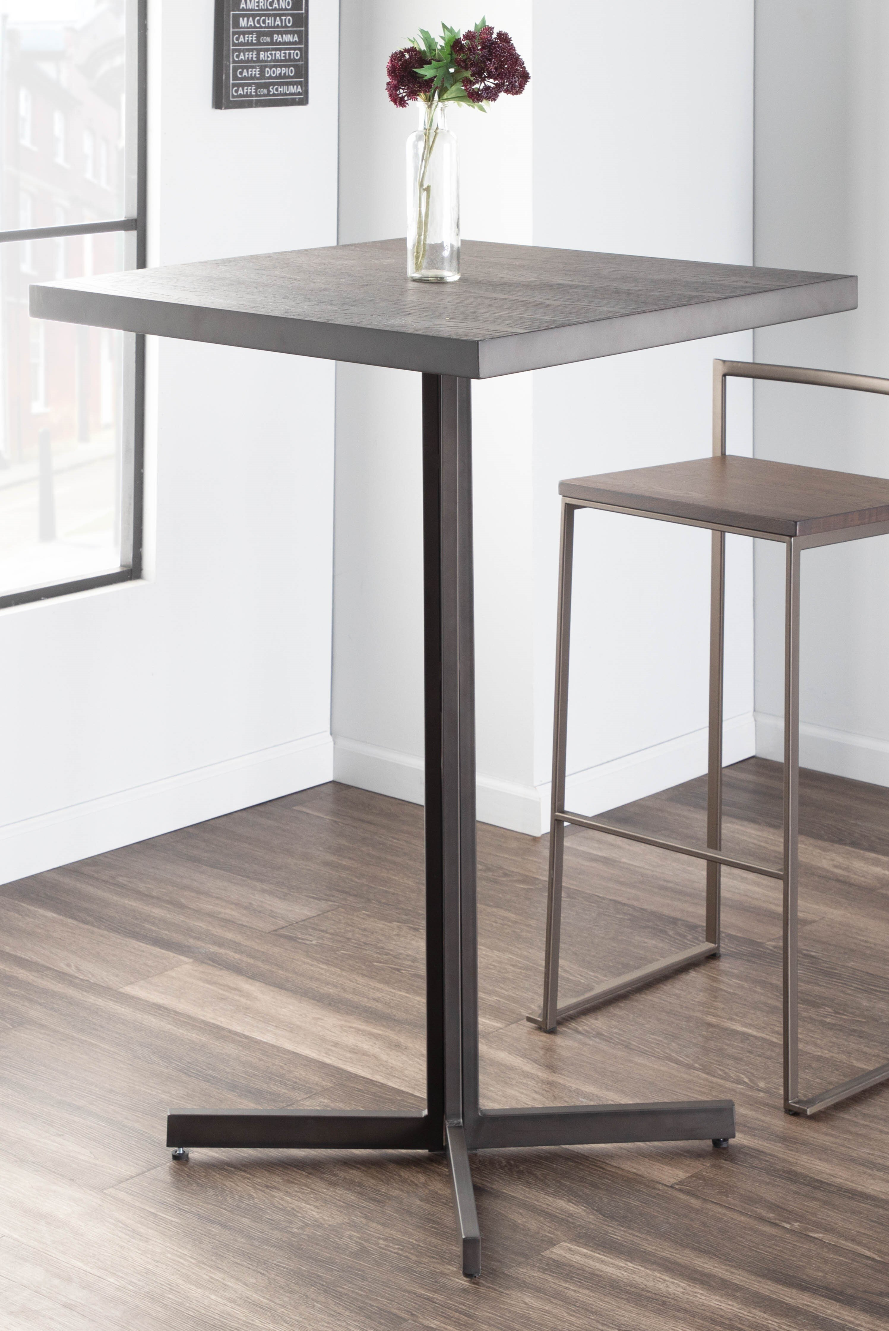 Bamboo Pub Table Kitchen Dining Tables You Ll Love In 2021 Wayfair