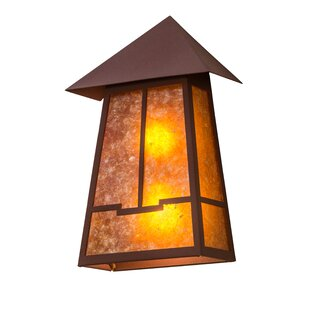 Deals 2-Light Outdoor Flush Mount By Meyda Tiffany