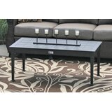 Rosston Metal Coffee Table