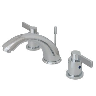 NuvoFusion Widespread Bathroom Sink Faucet with Retail Pop-up