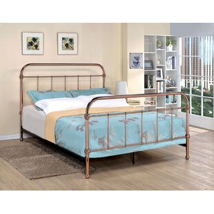 Tamia Metal Bed by A&J Homes Studio