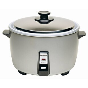 Alu 23 Cup Rice Cooker by Winco #1