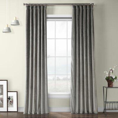 Gray And Silver Curtains Amp Drapes Joss Amp Main