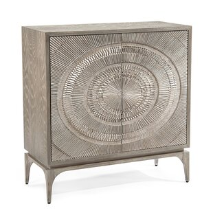 Cosmos 2 Door Accent Cabinet by John-Richard