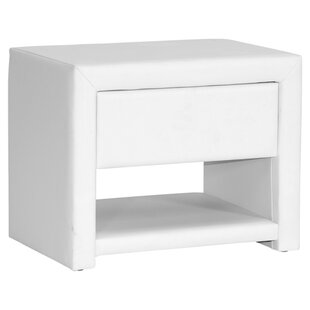 Utley 1 Drawer Nightstand by Orren Ellis