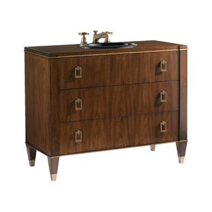 Designer Series 42 Preston Sink Chest Vanity Base by Cole + Company