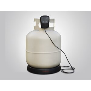 Bluetooth Enabled Propane Tank Scale