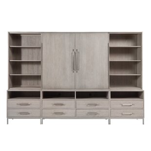 Affordable Price Neida Entertainment Center for TVs up to 60 by Latitude Run Reviews (2019) & Buyer's Guide
