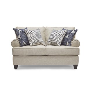 Shop Clearbrook Loveseat by Darby Home Co