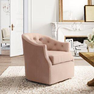 Hattie Swivel 197 Barrel Chair