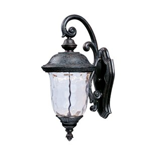 Reviews Barritt LED Outdoor Sconce By Astoria Grand