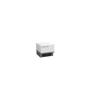 Looking for Hilbert 1 Drawer Nightstand by Mack & Milo Reviews (2019) & Buyer's Guide