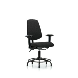 Lux Drafting Chair by Symple Stuff Discount