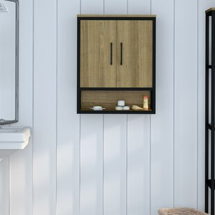 Stowmarket 2047 W x 2559 H Wall Mounted Cabinet by Williston Forge